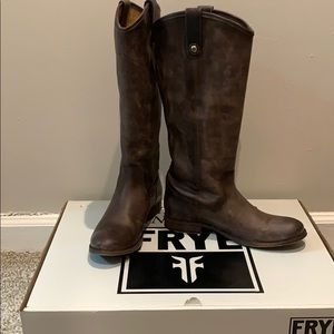 Melissa Button Frye Boots